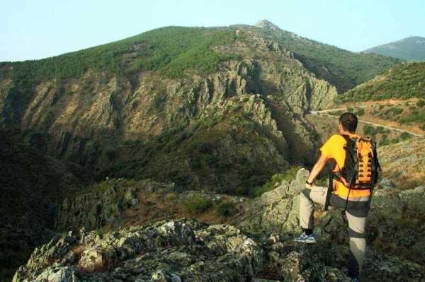 Geologia del Parque Natural Sierra Norte de Guadalajara