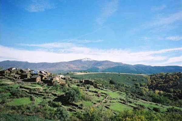 Geografía del Parque Natural Sierra Norte de Guadalajara